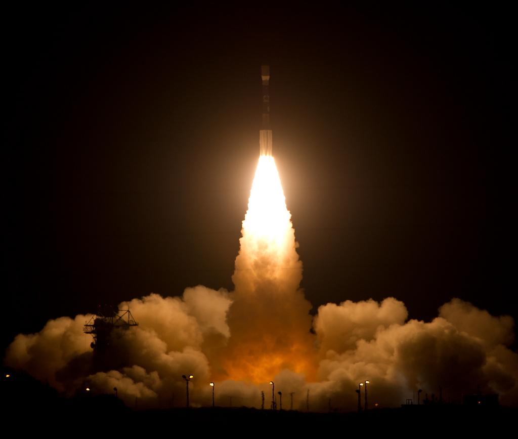 launch velocity